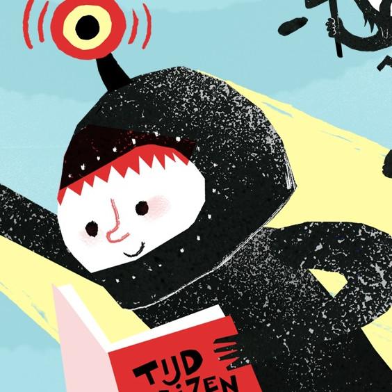 Kinderboekenweek in de bieb!