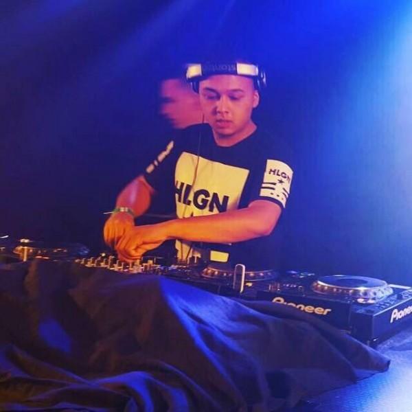 DJ & Draaitafel