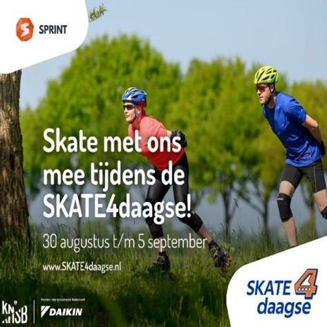 Skate4daagse