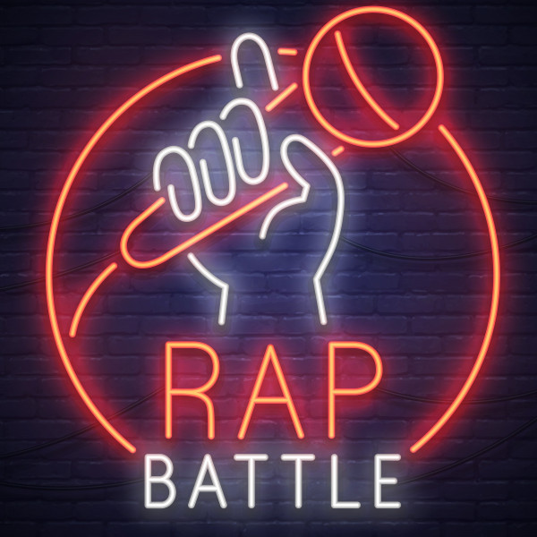 Supergaande rap battle Scala