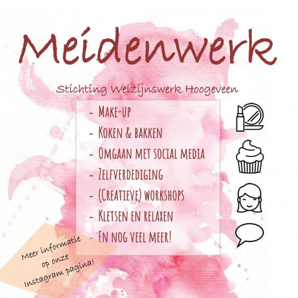 Meidenwerk Stichting Welzijnswerk Hoogeveen