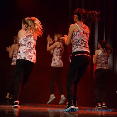 Jong Zuid: dansworkshop door TopFit