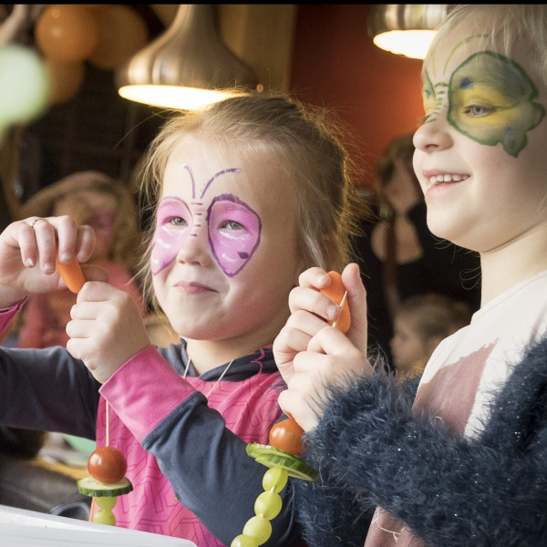 Gratis beweegfeest voor 0-6 jarigen in Hoogeveen