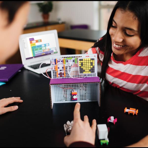 Jong Krakeel: LitteBits