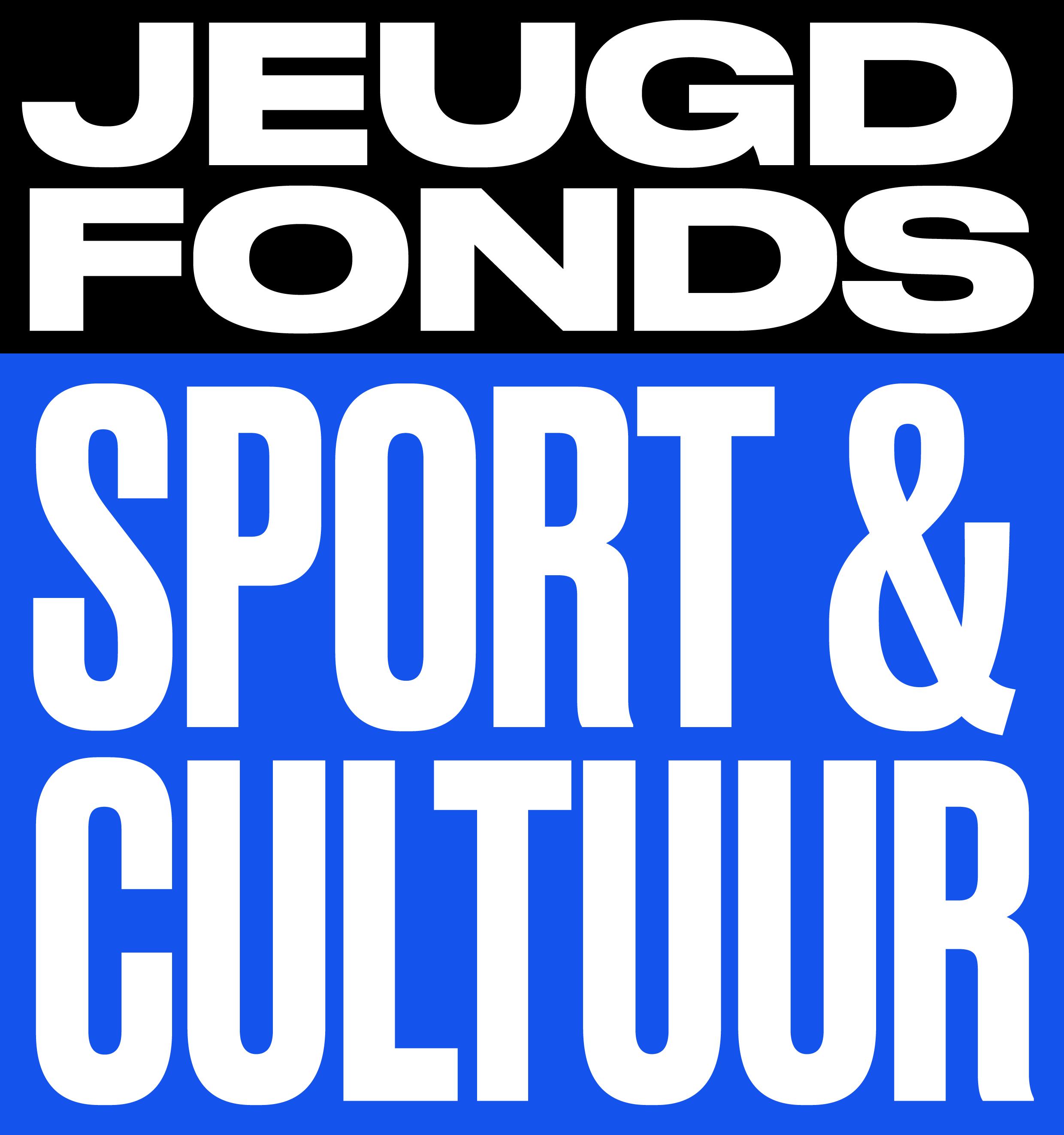 Logo Jeugdfonds Sport en Cultuur Drenthe